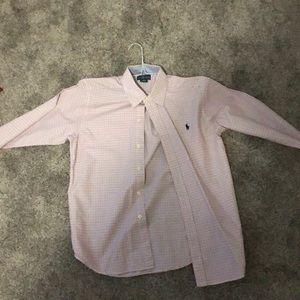 Polo Ralph Lauren kids dress shirt
